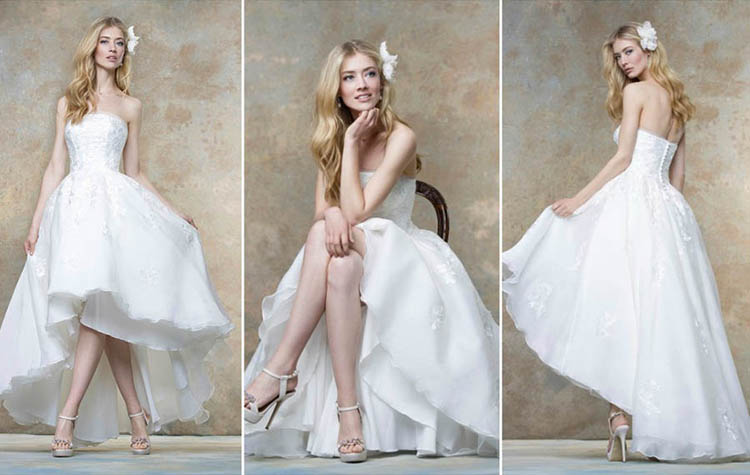 Popular Empire Wedding Gowns - Clothing
