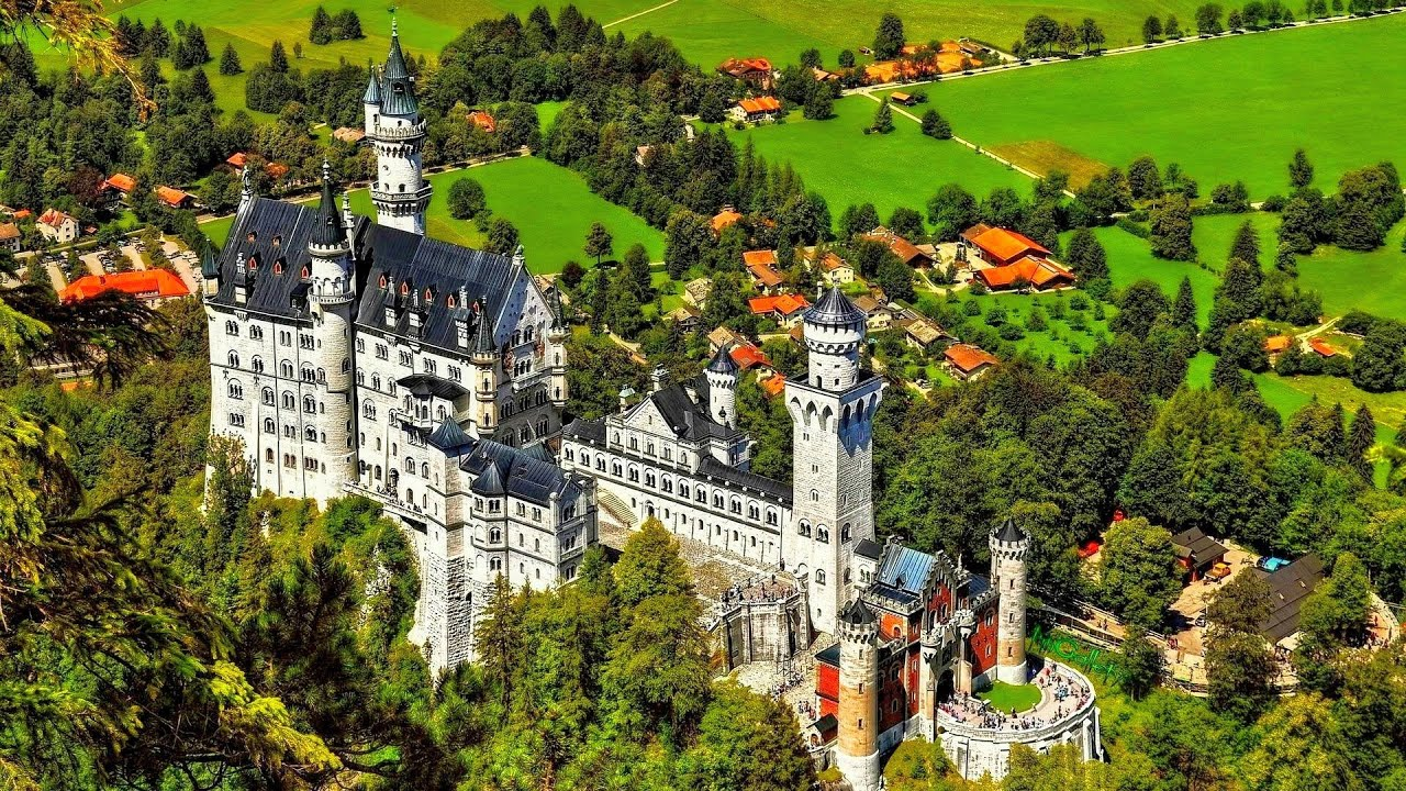 Detailed Here Are 8 Noteworthy Suggestions On Neuschwanstein Castle