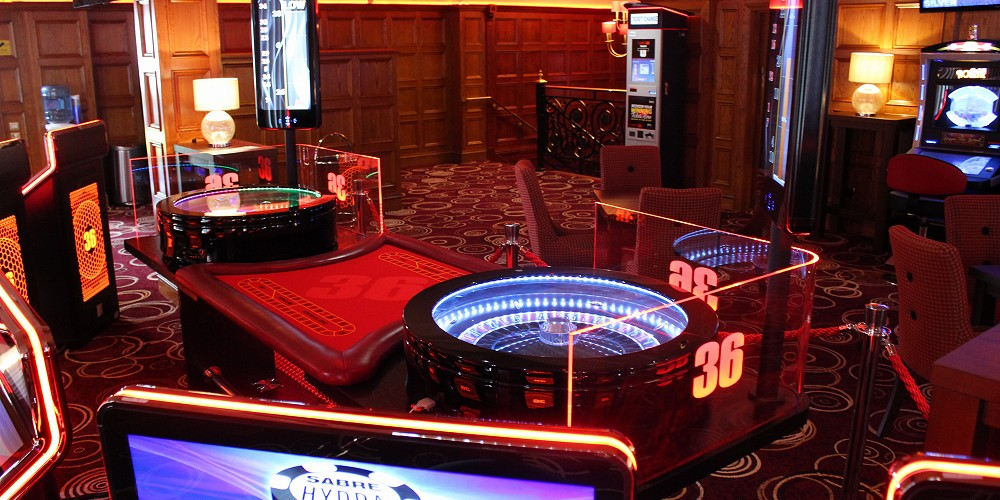 Internet Casino Secrets