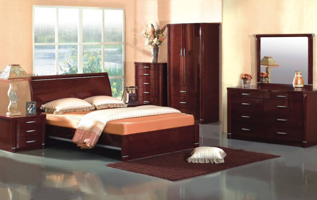 Wholesale Bedroom Furniture Sets From CIMC Home