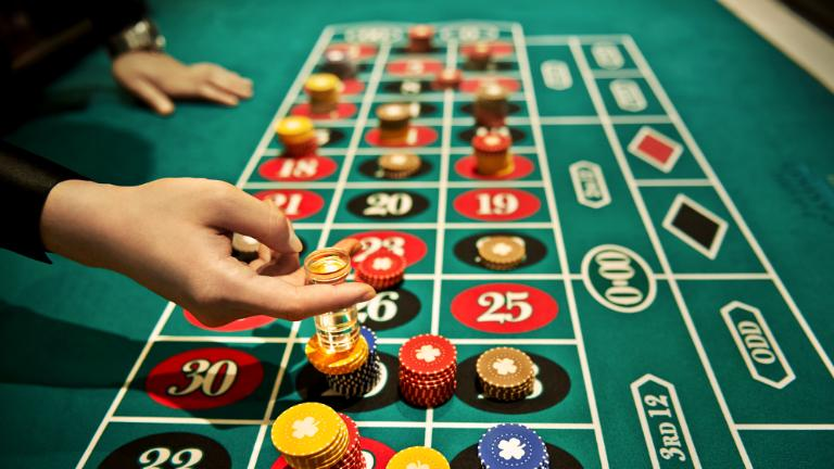 You Might Not Be Completed With Online Casino